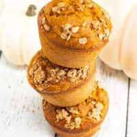 Banana Pumpkin Muffins Recipe