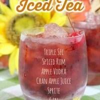 Fall Long Island Iced Tea
