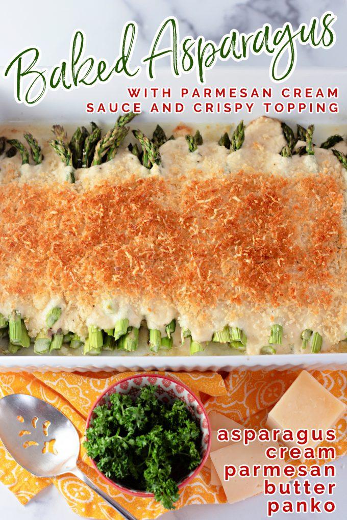 Cheesy Roasted Asparagus Casserole on Pinterest.