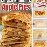 Copycat McDonald's Apple Pies