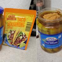 Taco Pickles