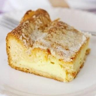 Cheesecake od polumjeseca