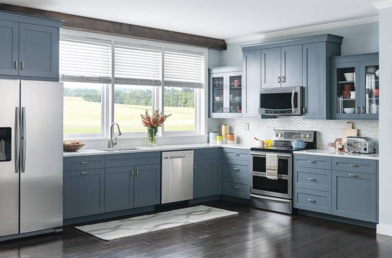 New Kitchen Color Trends