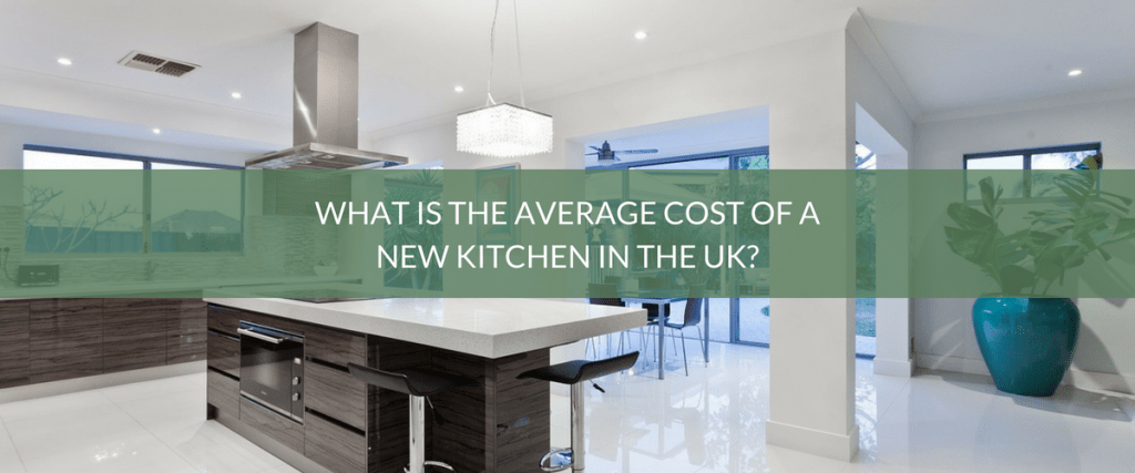 Average Price New Kitchen 2017