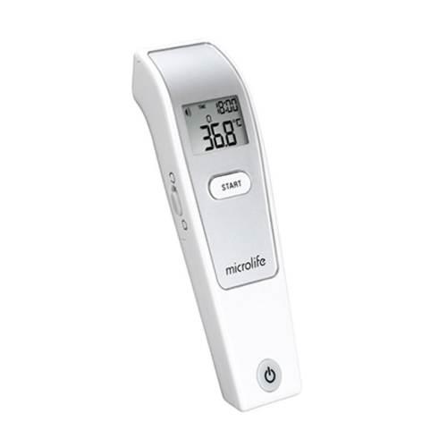 ปรอทวัดไข้ เครื่องวัดอุณหภูมิทางหน้าผาก Microlife