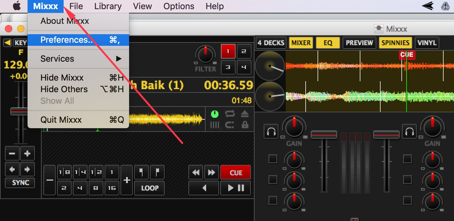 Cara Setting Streaming Shoutcast dan Icecast di MIXXX