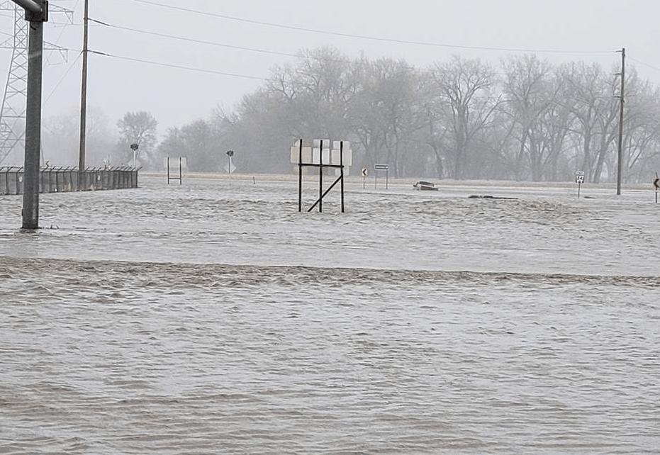 Flooding And Blizzard Pictures From Across Nebraska Klkn