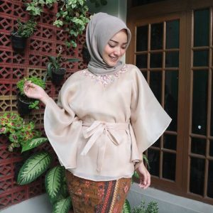 Image Result For Model Gamis Warna Putih Polos