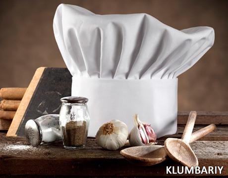 Test culinaire professionnel pour les cuisiniers