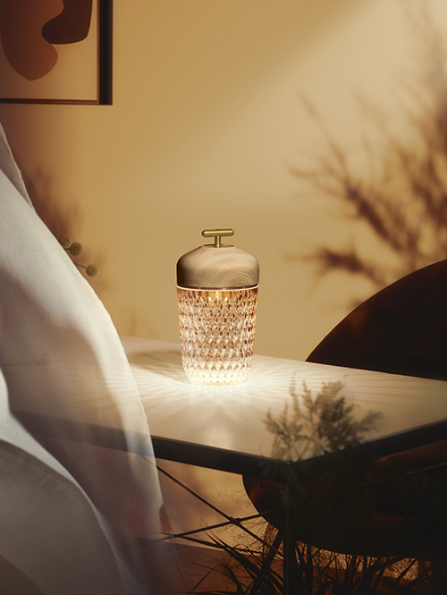 Saint Louis Folia Portable Lamps Kneen Amp Co