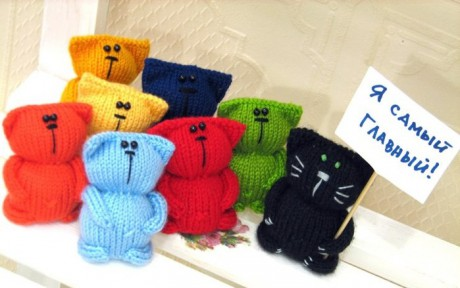 Knit Fluffy Kitty, Foto № 20