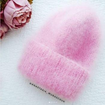 Cum să legați capacul de tricotat de la Angora