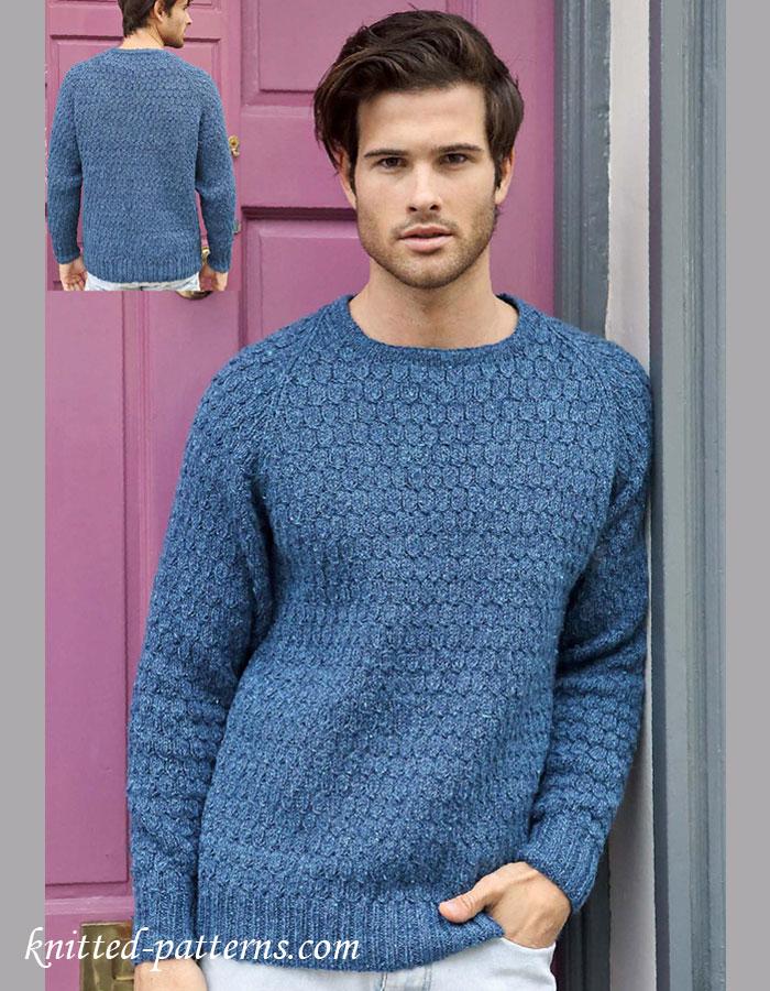 Crochet Poncho Patterns Men