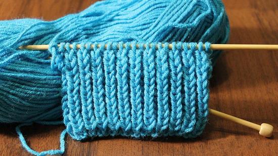 뜨개질 더블 껌 뜨개질 바늘 : 설명