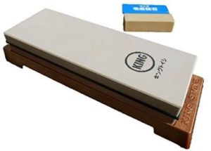 King Japanese Grit 1000-6000 Combination Sharpening Stone
