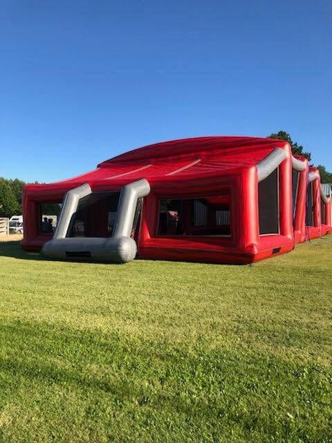 Inflatable Covered Arena