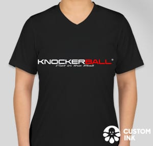 Knockerball® Get In The Ball Performance T-Shirt – Women's