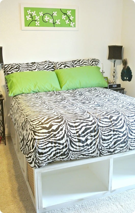 Queen Storage Bed Knockoffdecor Com
