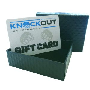 GIFT CARD KNOCKOUT