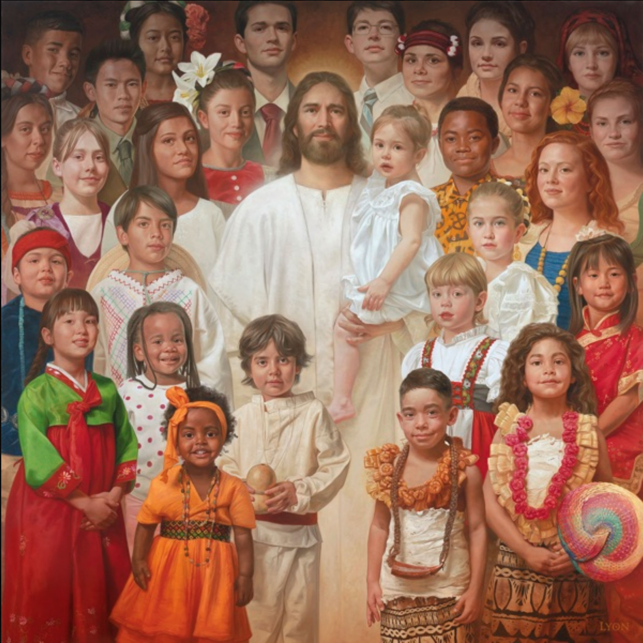 4th Sunday Lesson – God wants all of His children to be ...