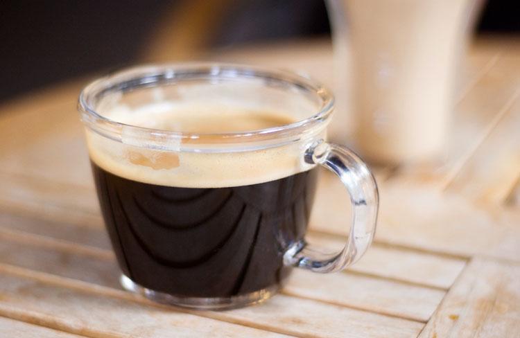 Кофе лунго (lungo)