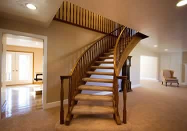 Carpet Stair No Slip Nosing | Carpet Stair No Slip Nosing | Stair Tread Nosing | Strips | Non Skid | Laminate Flooring | Gravel