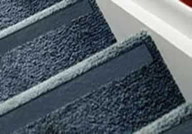 Carpet Stair No Slip Nosing   Non Slip Strips For Carpeted Stairs   Grip   Stair Nosing   Gravel   Slip Resistant   Brown Cinnamon