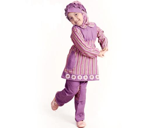 model baju anak muslim modis 4