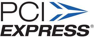 โลโก้ PCI Express