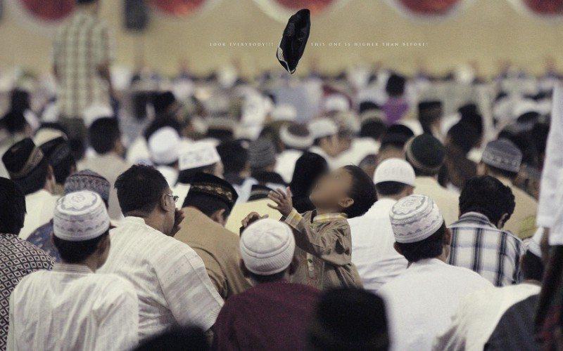 Posisi Shaf Anak Kecil Ketika Shalat Konsultasi Agama Dan Tanya