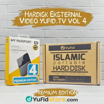 Hardisk eksternal video yufid tv