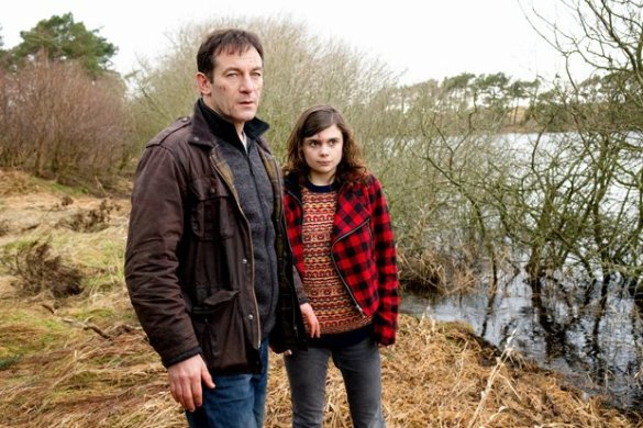 Masterpiece Mystery  Case Histories   Part Three   KPBS Jason Isaacs as Jackson Brodie and Gwyneth Keyworth as Reggie in