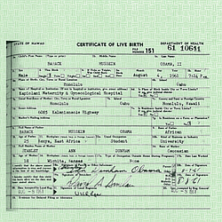 White House Releases Obama Birth Certificate | KPBS