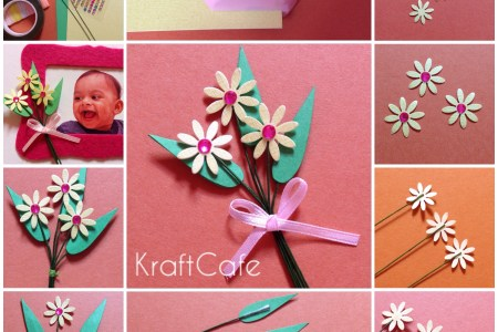 Paper flowers step by step new artist 2018 new artist the best way to make coffee filter roses with step by step pictures coffee filter flower steps diy paper flower tutorial step by step instructions diy mightylinksfo