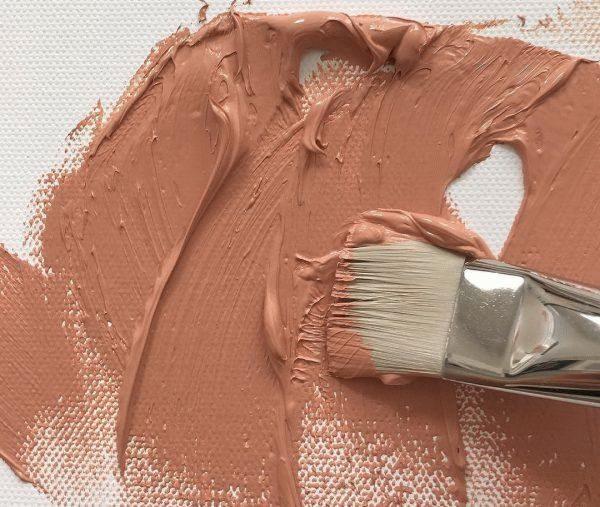 Creare la pelle di colore della pelle nella pittura