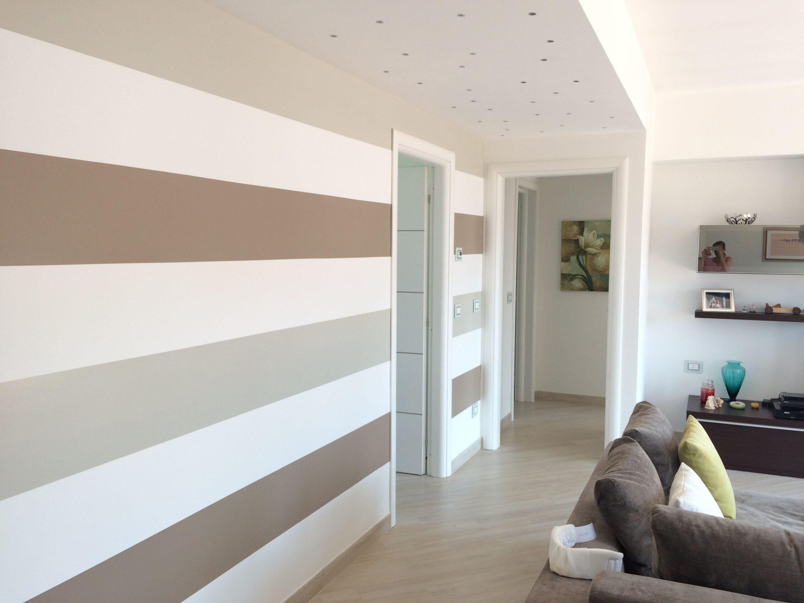 줄무늬 벽