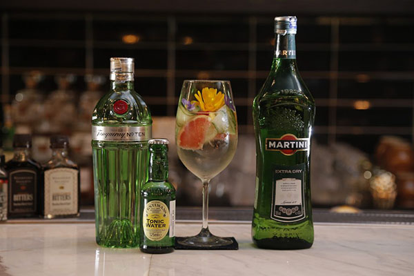 Wain wain vermouth.