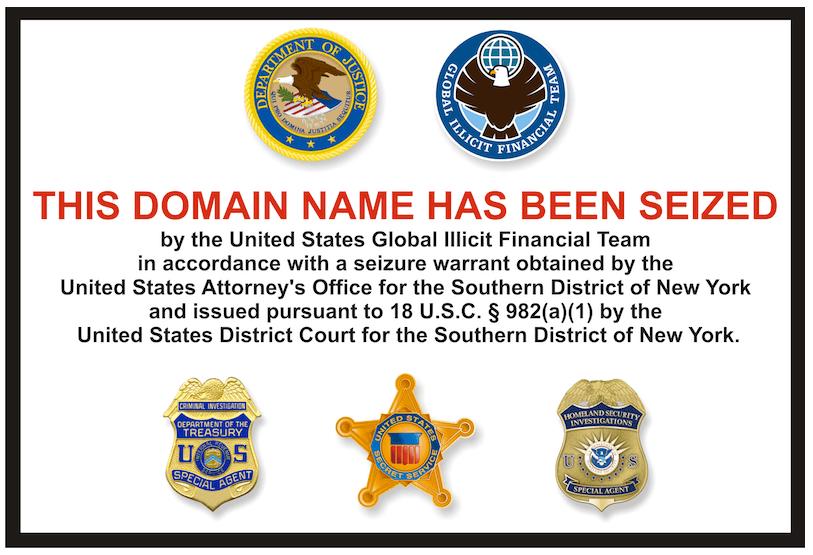 Website Security Notice