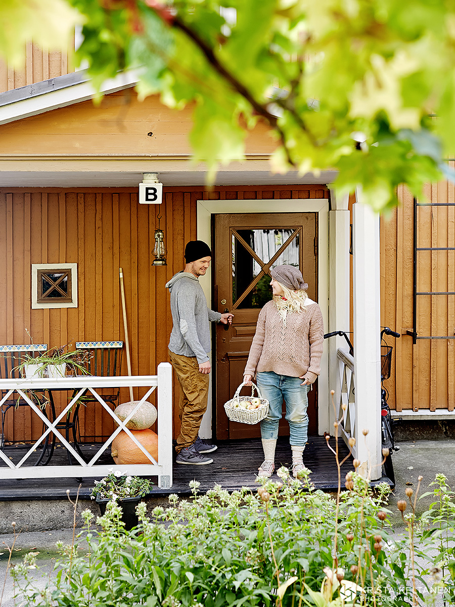 Inside A Charming Finnish House By Krista Keltanen Photography