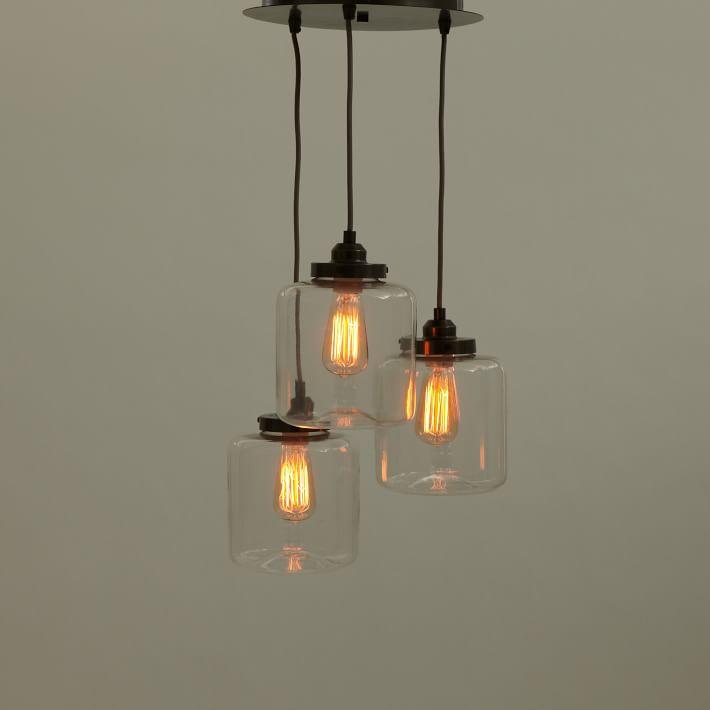 Mini Pendant Lights Brushed Nickel