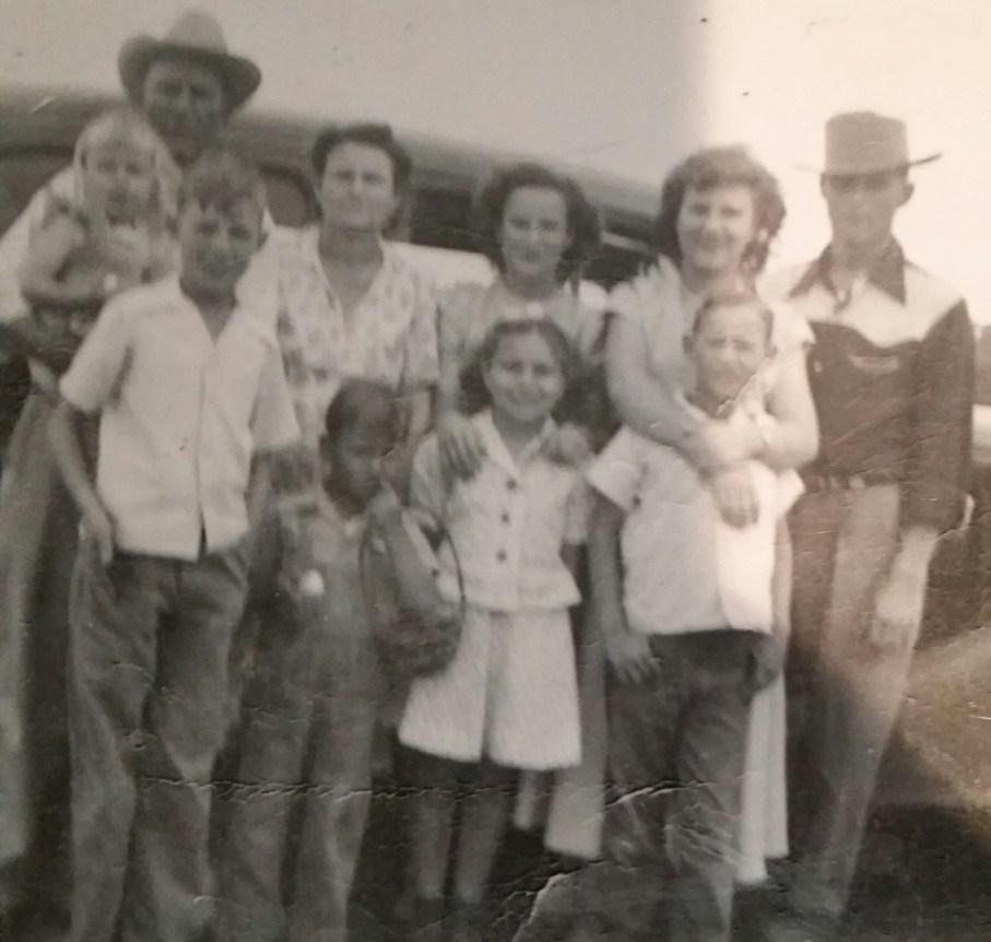 Johnson family reunion | The Blackberry Patch