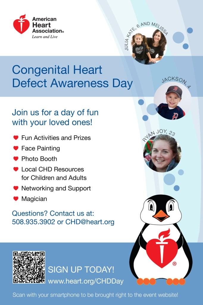 congenital heart defect awareness