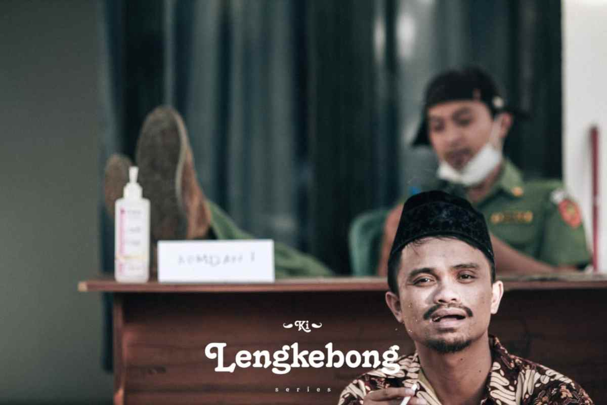 Tondok Project Garap Ki Lengkebong Series