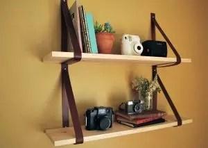 [Istruzioni] Come fare mensole belle e insolite sul muro con le tue mani: per fiori, libri, TV, cucina o garage (100 foto di idee e video) + recensioni