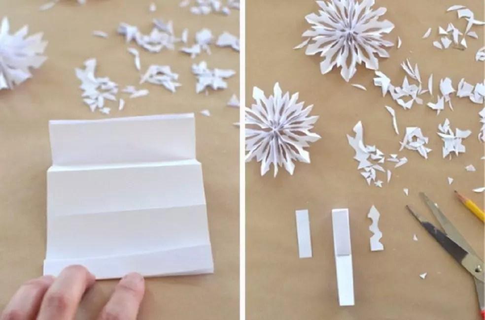 Comment faire des flocons de neige luxuriants