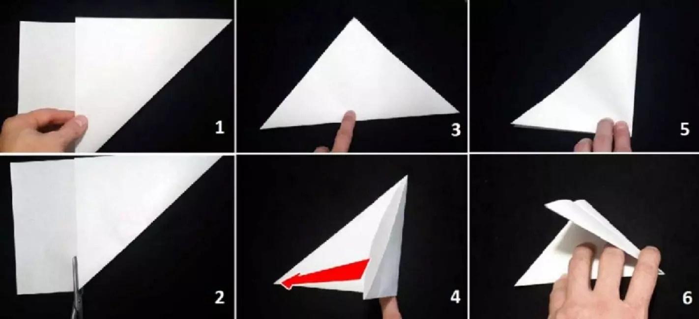 Blank triangolare