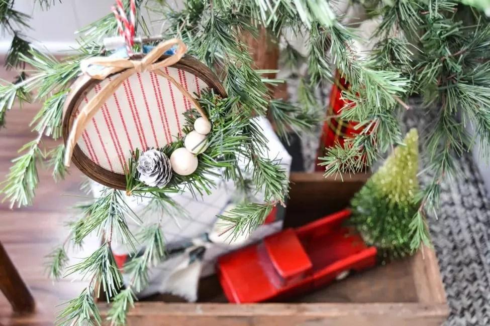 Sisustus joulukuusi