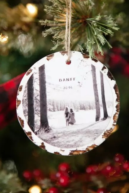 Memories also have the right to decorate the Christmas tree