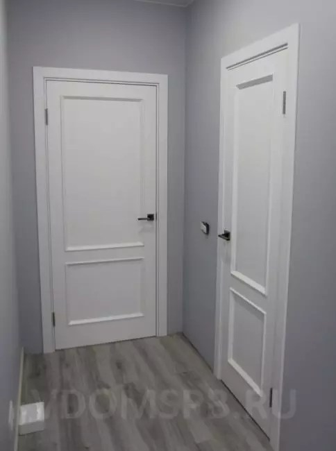 Rice1 White Interior Doors - Universal Solution