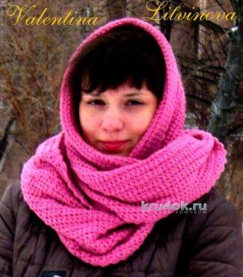 Uncinetto di snooth. Valentina Litvinova Work.